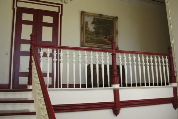 Innenansicht Treppenportal